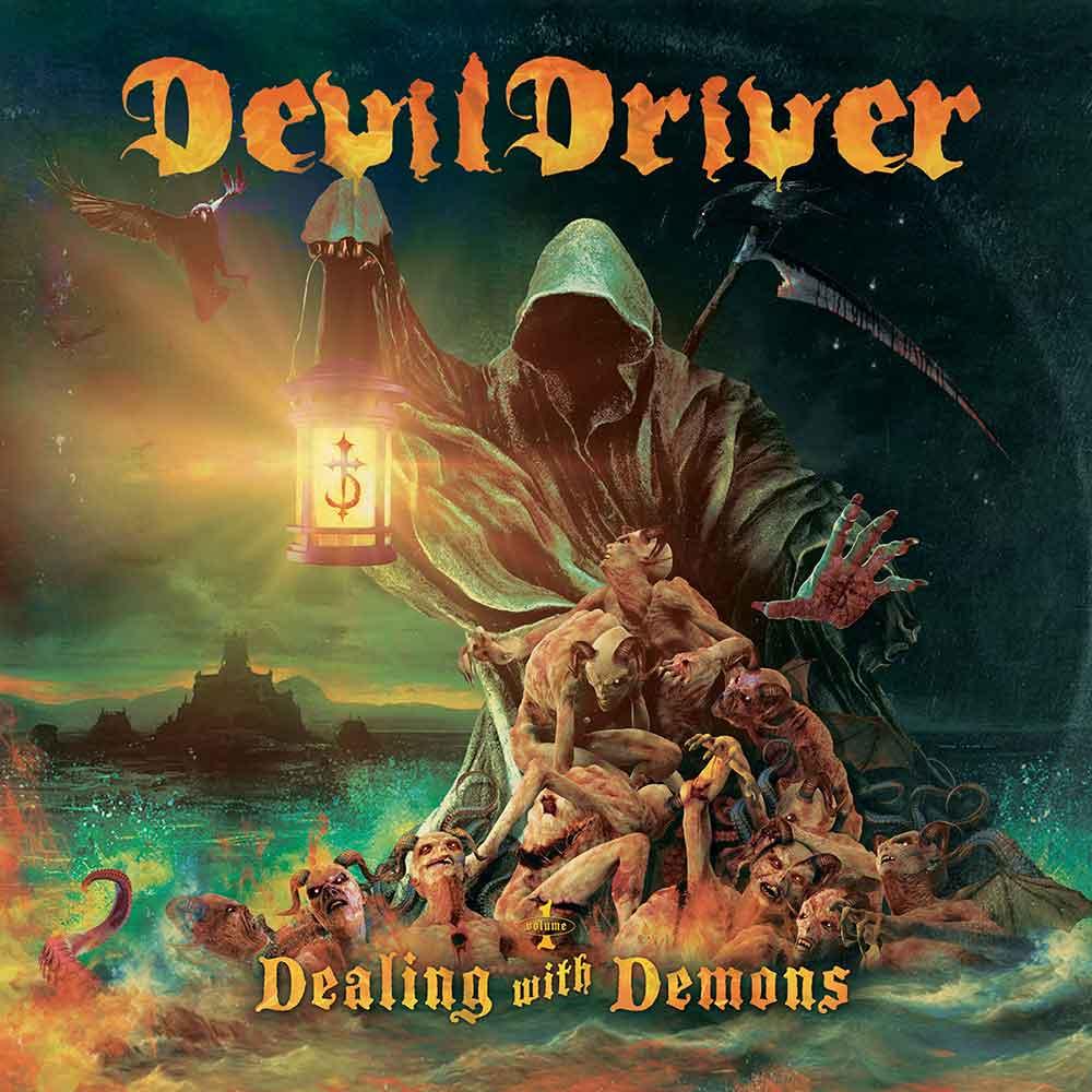 Dealing with Demons I album artwork
